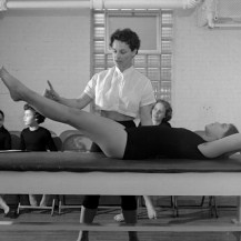 Bonnie Prudden Kraus-Weber Psoas Test